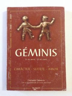 Libro Geminis - Caraglio Horoscopo Caracter Suerte Amor 2008