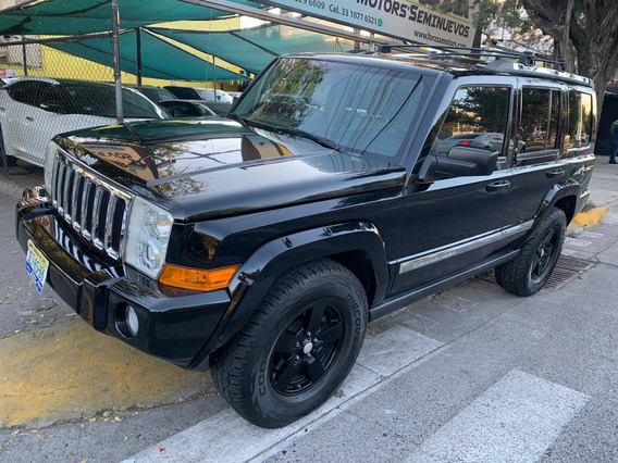 Jeep Commander 5.7 Limited Premium 4x2 Mt 2006