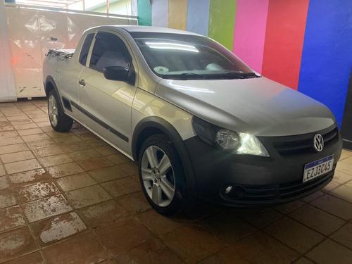 Saveiro 2012 Cabine Estendida C.e 1.6 Flex Prata Volkswagen