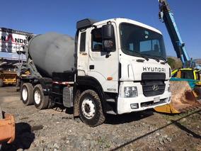 Mixer 2014 Hyundai Hd270 6x4