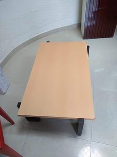 Mesa De Centro 105 X 65 Cm (35cm Alto)