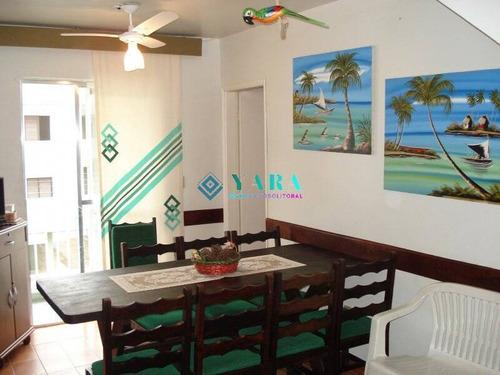 Imagem 1 de 15 de Lindo Apartamento Duplex Na Praia Grande Ubatuba Sp - Apt/san/pg
