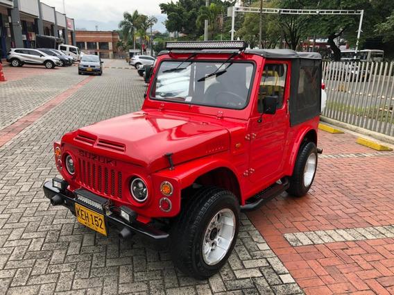 Suzuki Lj 80 1.0 Mt 1981