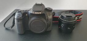 Canon 70d + Lente De 50mm