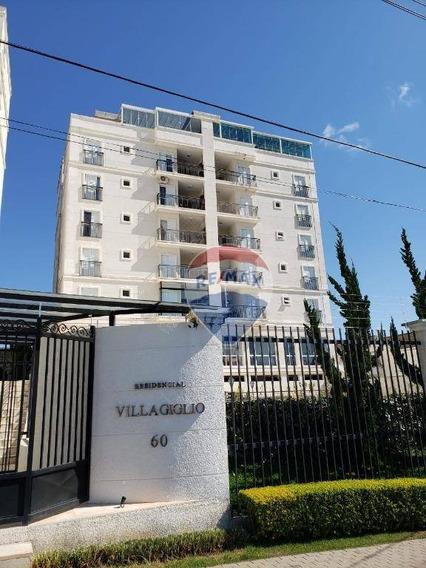 Apartamento Com 3 Dormitórios Para Alugar, 120 M² Por R$ 2.550,00/mês - Vila Helena - Atibaia/sp - Ap0859