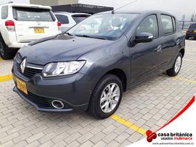 Renault Sandero Authentique 4x2 Gasolina