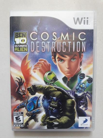 Ben 10 Utimate Alien Wii