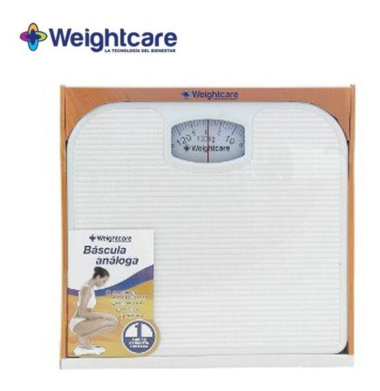 Báscula Analoga, Weightcare Wcs-0410