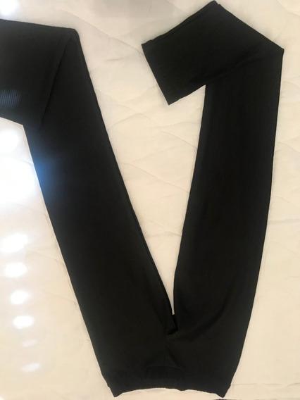Calza Negra Talle 2