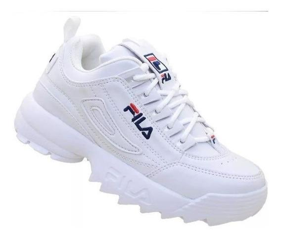 Tenis Casual Disruptor Branco
