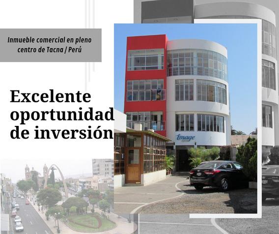 Inmueble Comercial A Tres Cuadras Del Centro Cívico De Tacna