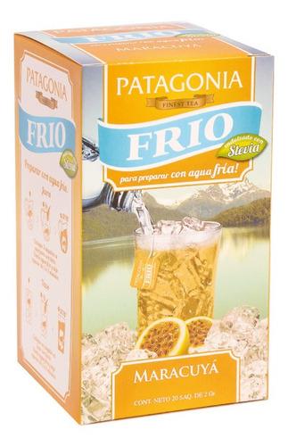 Te Patagonia Premium X 20 Saq. Frio Maracuya