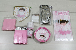 Kit Decoracion Para Bautizo En Mercado Libre Colombia