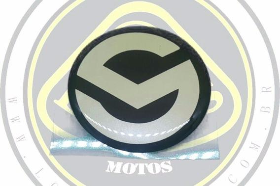 Adesivo Logo Frontal Dafra Citycom 300 S Resinado 021034