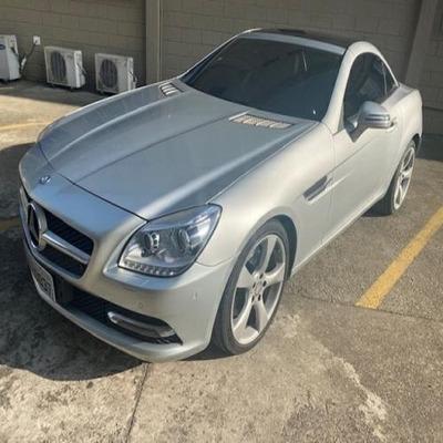 Mercedes-bens Slk 300 2.0 Cgi 16v Turbo Gasol. 2p Automatico