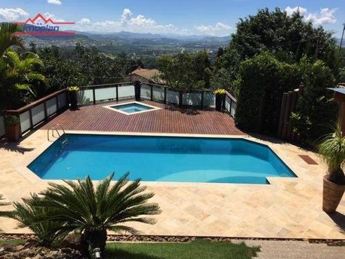 Imagem 1 de 30 de Casa À Venda, 342 M² Por R$ 1.370.000,00 - Portal Dos Nobres - Atibaia/sp - Ca4719