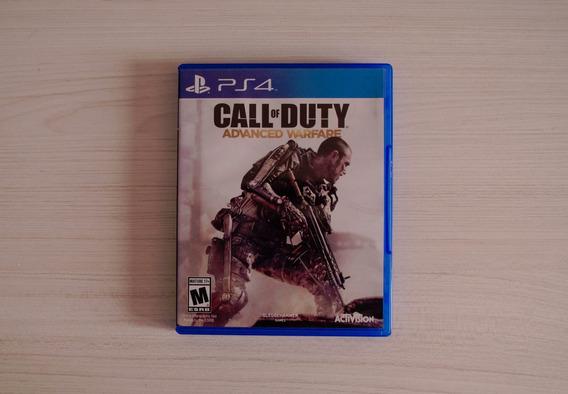 Jogo Call Of Duty Ps4 Usado