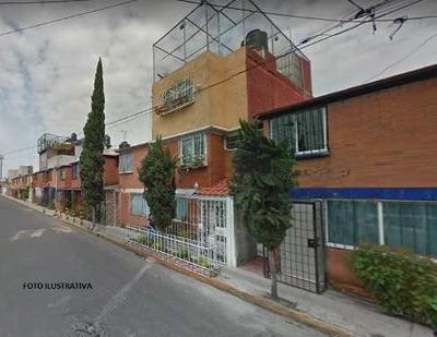Venta De Casa En Iztapalapa De Recuperacion Bancaria