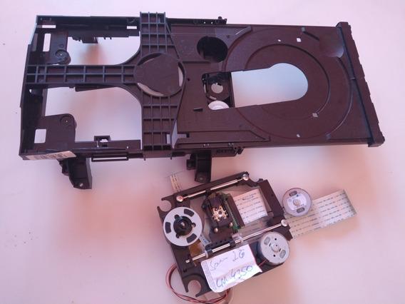 Leitor De Cd Som LG Cm4350 + Mecanismo C/ Defeito