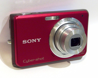 Cámara Sony Dsc W180