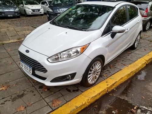 Ford Fiesta 1.6l Titanium