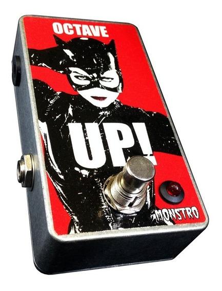 Pedal De Efeito Octave Up! Oitavador Para Guitarra Guitar