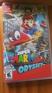 Super Mario Oddyseynintwndo Switch