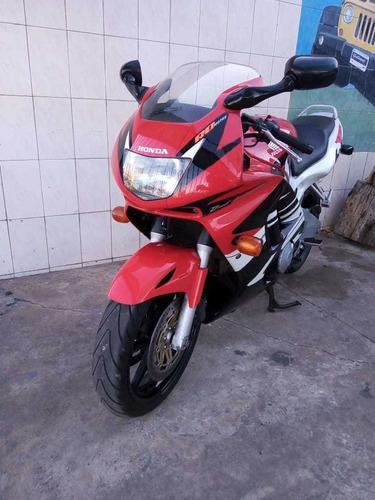 Honda 600 F
