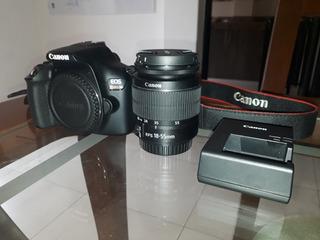 Cámara Profesional Canon T6 Eos Rebeld