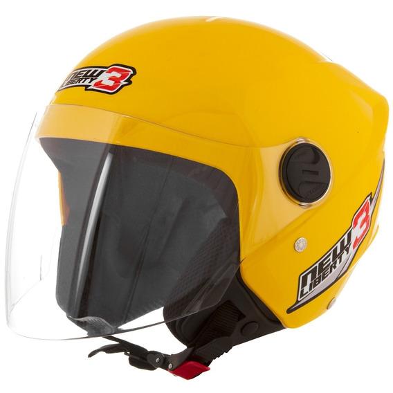 Capacete Masculino Amarelo New Liberty 3 Pro Tork