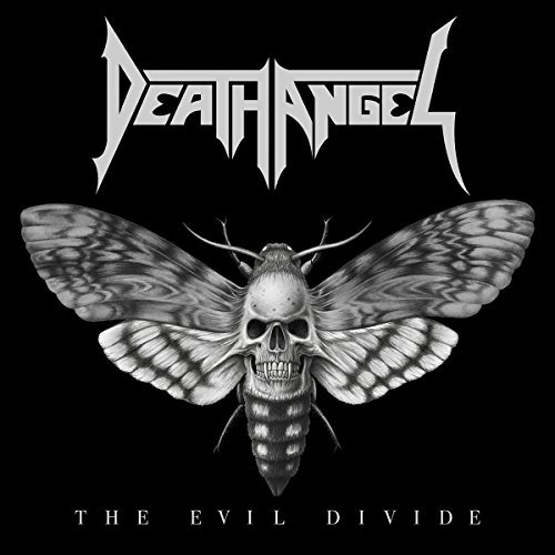 Cd : Death Angel - The Evil Divide (with Dvd, 2 Disc)