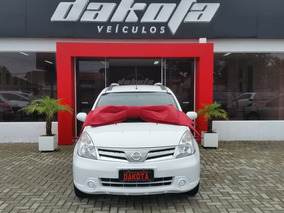 Nissan Livina S 1.8 16v Aut. Flex 4p 2014
