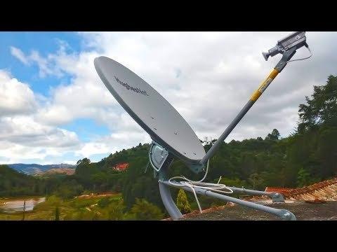 Antena Hughesnet