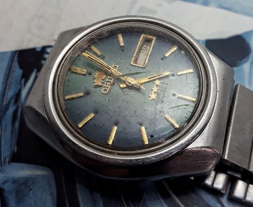 Relógio Orient Automático Três Estrelas
