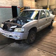 Chevrolet S10 4x2 Motor Mwm Desarmado Listo Para Transferir