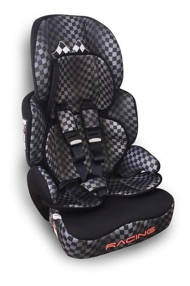 Booster com apoio Maxi Baby Racing Preto