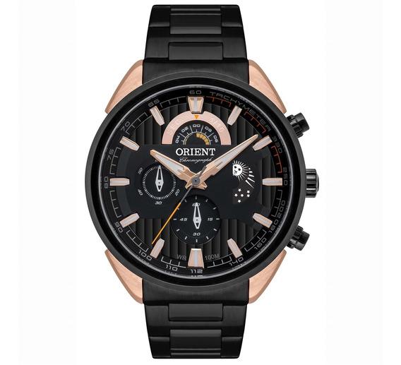 Relógio Orient Masculino Cronógrafo Mtssc025