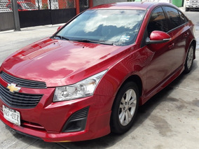 Chevrolet Cruze 1.8 Ls At 141hp 2014