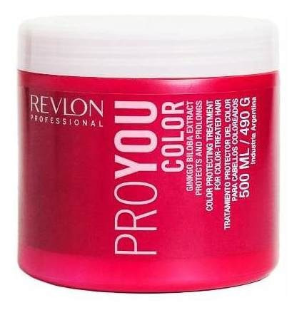 Revlon Pro You Color Mascara Capilar Cabellos Teñidos 500ml