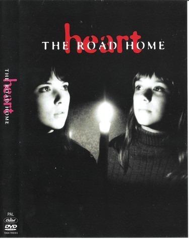 Dvd Heart - The Road Home (lacrado)