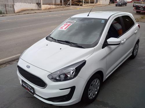 Imagem 1 de 7 de Ford Ka Hacth