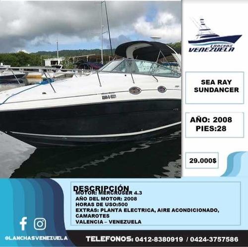 Yate Sea Ray Sundancer Lv135