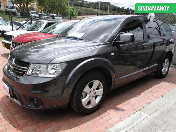 Dodge Journey Se Basico 2.4 Aut 5p Jfx035