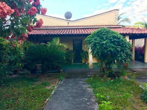 Casa Em Centro, Itaboraí/rj De 198m² 4 Quartos À Venda Por R$ 750.000,00 - Ca266868