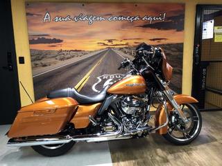Harley Davidson Street Glide 2015 Un Dono Impecavel
