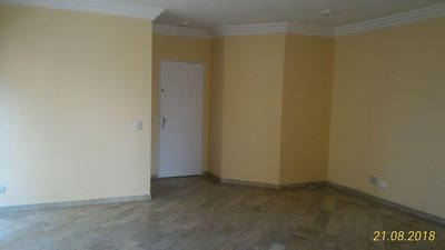 Apartamento Em Brooklin Paulista, São Paulo/sp De 117m² 3 Quartos À Venda Por R$ 920.000,00para Locação R$ 4.000,00/mes - Ap226427lr