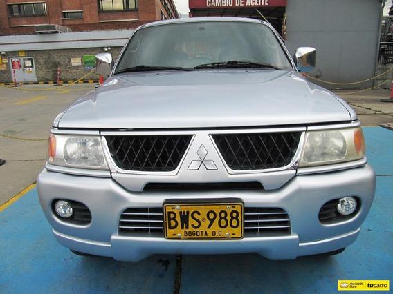 Mitsubishi Nativa 3000cc 4x4 Mt Aa
