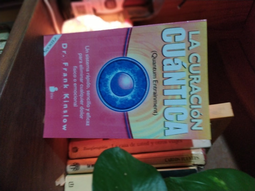 Imagen 1 de 2 de Libro La Curación Cuántica Nuevo Sellado