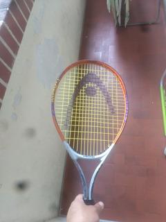 Raquete Tenis Head T.i Agassi 62