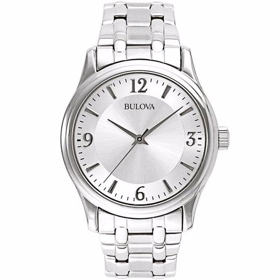 Reloj Bulova 96a000 Para Caballero Envío Gratis E-watch